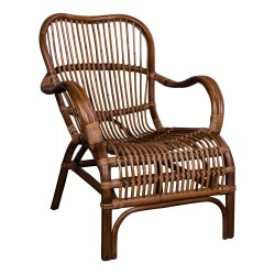 Celta Arm Chair Rattan Natural
