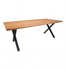 Montpellier Spisebord -95x200 cm - Olieret Eg