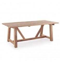 Hector Teak Plankebord - 100x200 cm