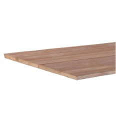 Moni Planke-bordplade - 100x240 cm