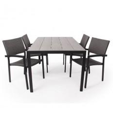 Harold Maria Havemøbelsæt - 92x150 cm