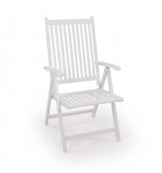 Hornbæk Positionsstol - Hvid