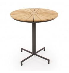 Søndervig Cafébord - Ø70 cm - Grå