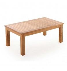 Indiana Teak sofabord - 70x120 cm
