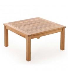Indiana Teak sofabord - 90x90 cm