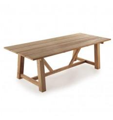 Hector Teak Plankebord - 100x246cm