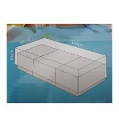 Overtræk til hyndebox - 143 x 65 cm