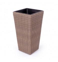 Plantekrukke - H: 70 cm - Dusty