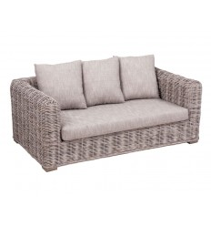 Kubu Sofa - Naturrattan - 2 pers.