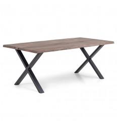 Nikita Plankebord, Eg, 2 planker, Mørk olie, 100x240 cm