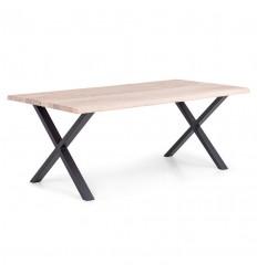Nikita Plankebord, Eg, 2 planker, Lys olie, 95x200 cm