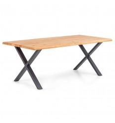 Nikita Plankebord, Eg, 2 planker, Natur olie, 95x200 cm