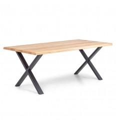 Nikita Plankebord, Eg, Hel plade, Natur olie, 95x200 cm