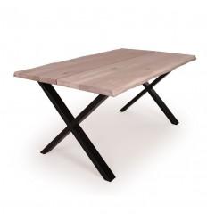 Nikita Plankebord, Eg, 2 planker, Lys olie, 95x160 cm