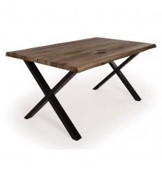 Nikita Plankebord, Eg, 2 planker, Mørk olie, 95x160 cm