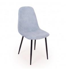Bodo Spisebordsstol - Lys Blå
