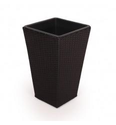 Plantekrukke - H: 50 cm - Sort