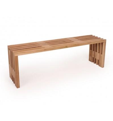 Main Teak Havebænk - 140 cm